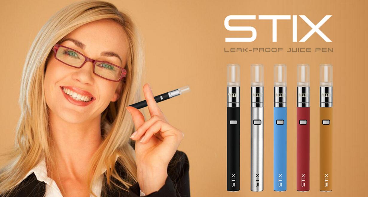 Yocan STIX is a Leak Proof Juice Pen