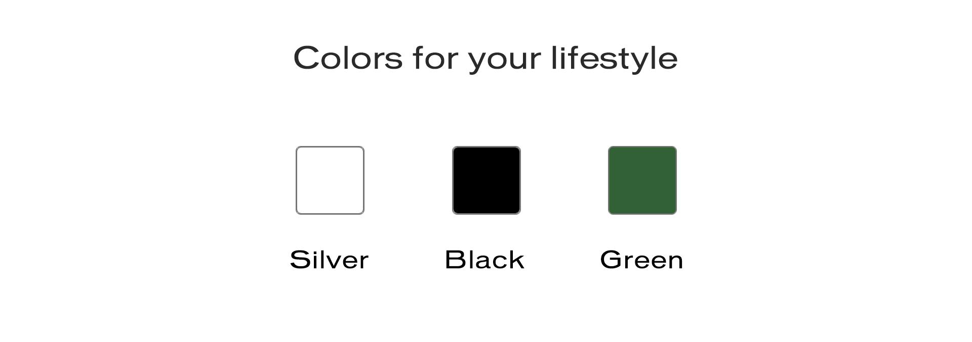Yocan Cerum Ceramic Wax Atomizer come in three colors.
