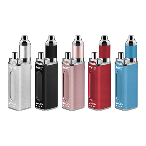 Yocan DeLux with five colors