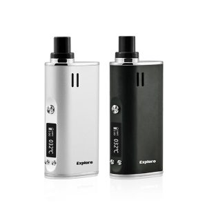 The Yocan Explore 2-in-1 Multi-vaporizer, Wax and Dry Vaporizer Kit