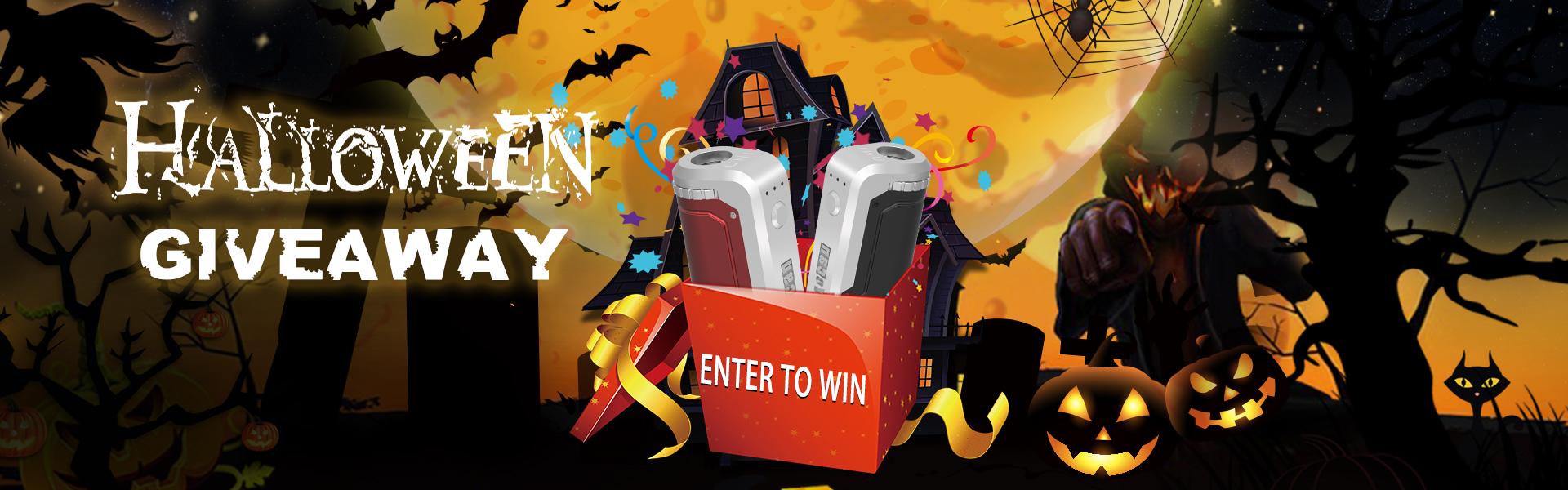 Yocan Halloween Giveaway