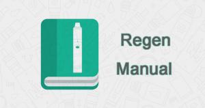 Yocan Regen Vaporizer Pen User Manual Download