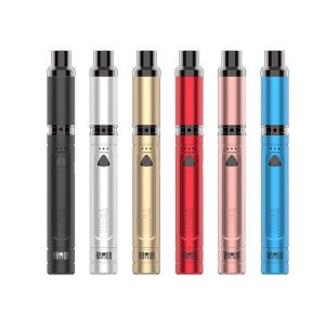 Yocan Armor Vaporizer pen always ready to use on the go.
