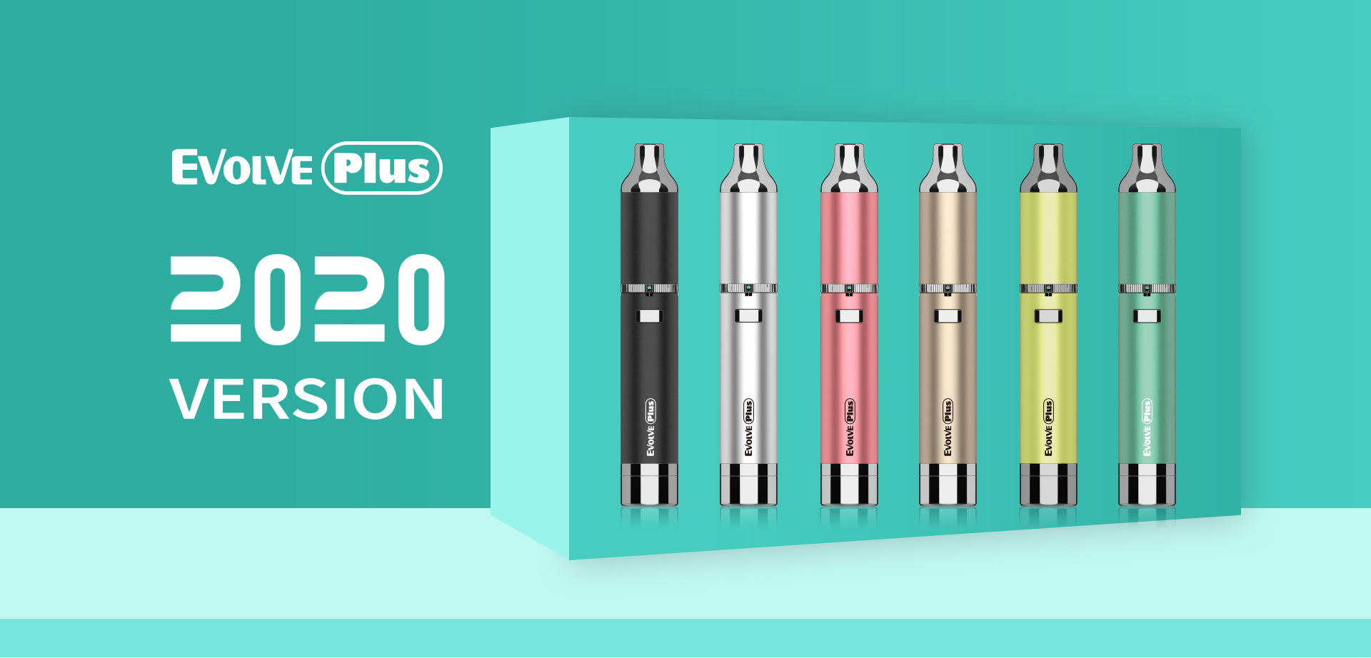 Yocan Evolve-Plus vaporizer pen 2020 version is a uniquely advanced vape pen.