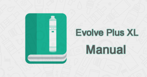 Yocan Evolve Plus XL user manual