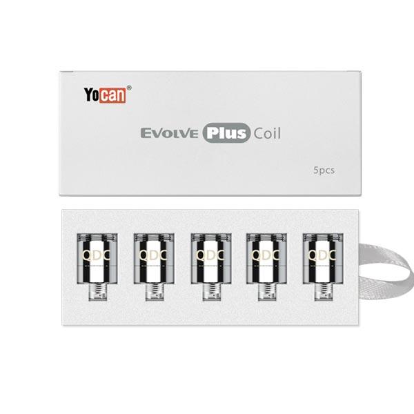 Yocan Evolve Plus coil - 5 pcs 5