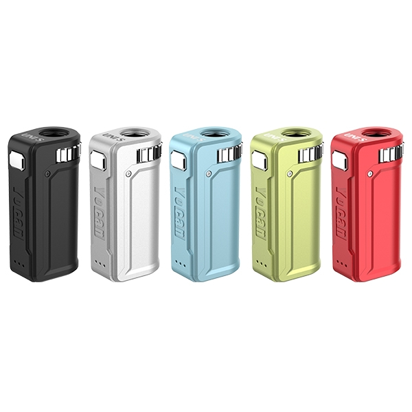 Yocan UNI S Box Mod comes with 5 colors