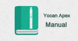 Yocan Apex manual