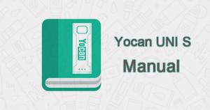 Yocan UNI S user manual 800x420