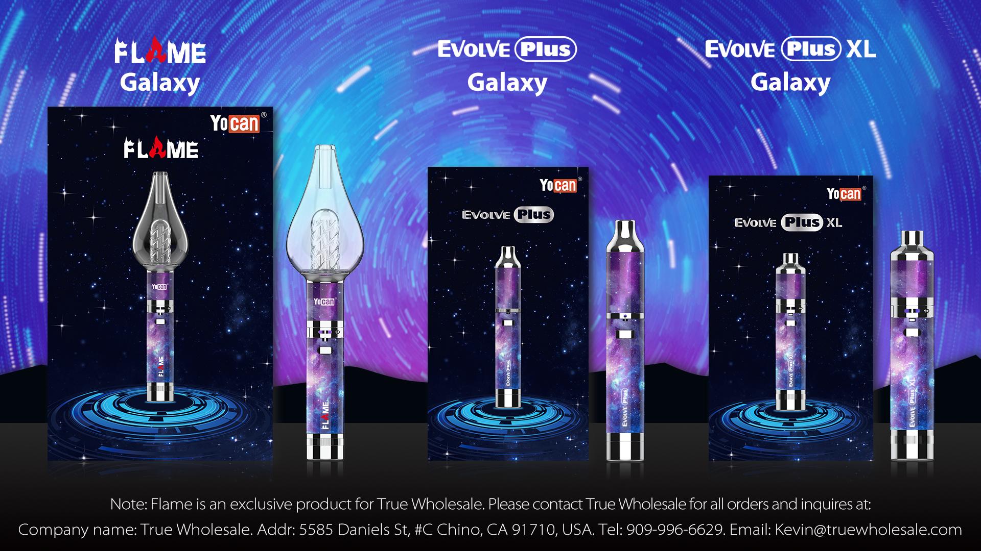 Yocan Galaxy Edition